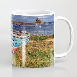 Lindisfarne By The Sea Coffee Mug