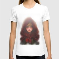 red hood T-shirts featuring Red Hood by D'Frikki