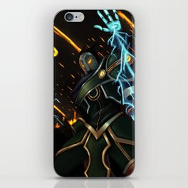Viktor League of Legends iPhone Skin
