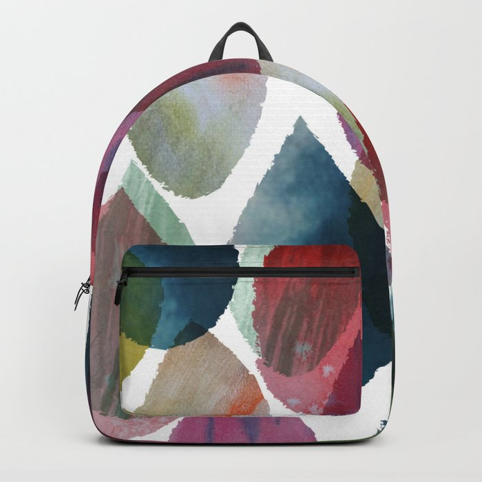 Rainbow Showers Backpack