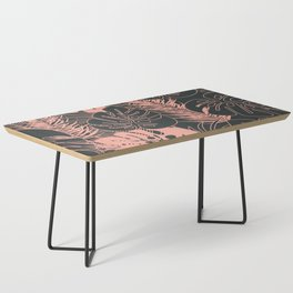 Tropical pattern 034 Coffee Table