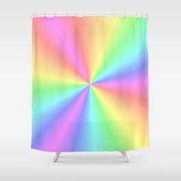 Rainbow Pattern 3 Shower Curtain