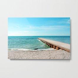 AFE Kew-Balmy Beach 2 Metal Print
