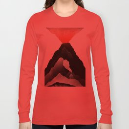 Man & Nature - The Vulcano Long Sleeve T-shirt