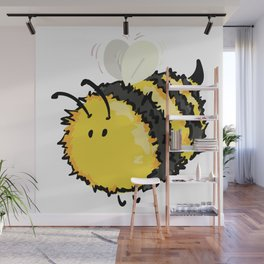 TFG Bee Wall Mural
