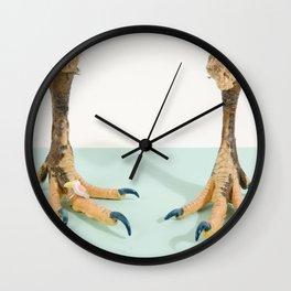 Fashion Chicken Wall Clock