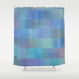 Peaceful Vacation Shower Curtain