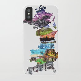 Prythian (with Compass) iPhone Case