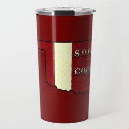SOONER COUNTRY - 003 Travel Mug
