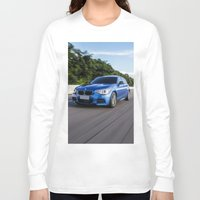 bmw Long Sleeve T-shirts featuring BMW M135i by Nenhum Destes