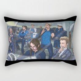 ISS GameTrailers Rectangular Pillow