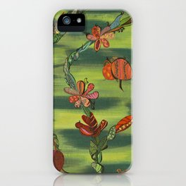 """Tamarillo"" by ICA PAVON iPhone Case"