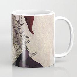Fancy borzoi Coffee Mug