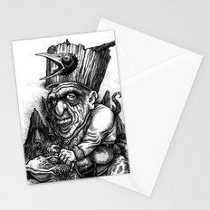 Caw Gawk! Stationery Cards