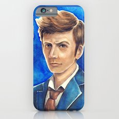 David Tennant 10th Doctor Who iPhone 6s Slim Case
