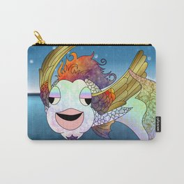 Flying Bahamut Carry-All Pouch