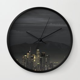 DTLA Wall Clock