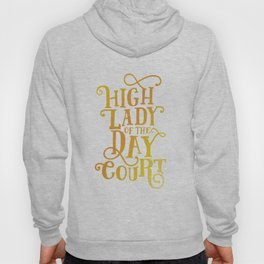 High Lady Day Court - ACOTAR Hoody