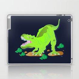 Dino - Bright Laptop & iPad Skin