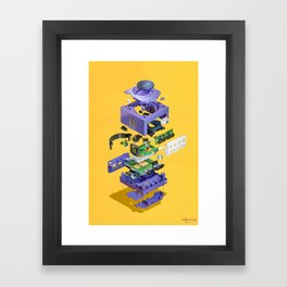 Assembly Required 8 Framed Art Print