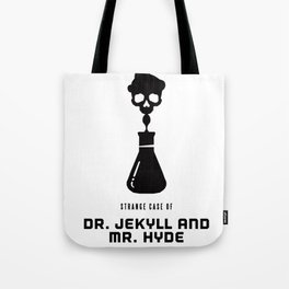 A Century of Horror Classics :: Strange Case of Dr. Jekyll & Mr. Hyde Tote Bag