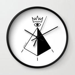 Nichols Big Brother Wall Clock