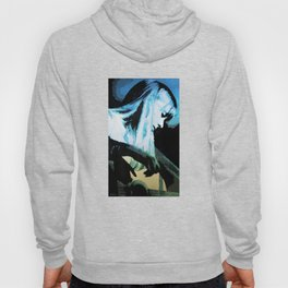 Joni Mitchell Watercolor Hoody