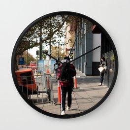 Adelaide Street Wall Clock
