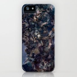 To Hell And Back iPhone Case