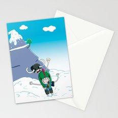 Tiny Giants Stationery Cards