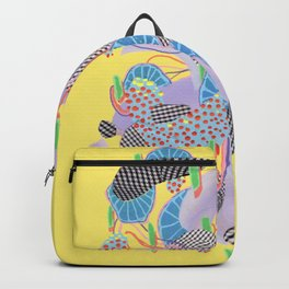 Alien Organism 4 Backpack