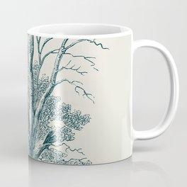 Antique Tree Illustration I Coffee Mug
