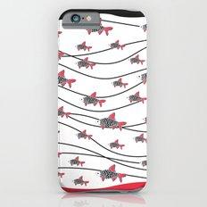 Fish fish fish Slim Case iPhone 6s