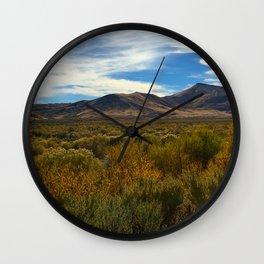 High Desert 2 Wall Clock