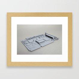 Adaptor Framed Art Print