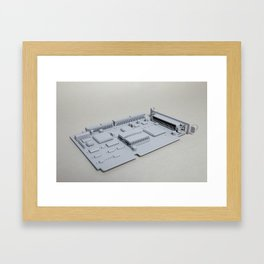 Adaptor Framed Art Print
