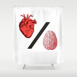 fool for you Shower Curtain