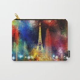 One Night At The Eiffel Tower - Paris Carry-All Pouch