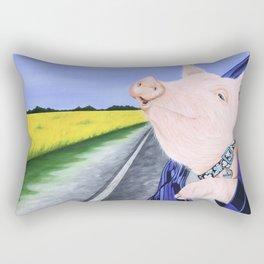 Wilbur 2 Rectangular Pillow