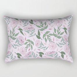 Flower flora Rectangular Pillow