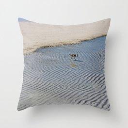 Tidal Dance Throw Pillow