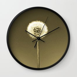 How Dandy II Wall Clock
