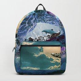 SURREAL TURTLE Backpack