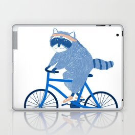 Feeling healthy and fit Laptop & iPad Skin