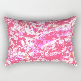 GRAFFITI PINK Rectangular Pillow