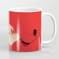 mickey Mugs featuring Deconstructing Mickey by ErDavid