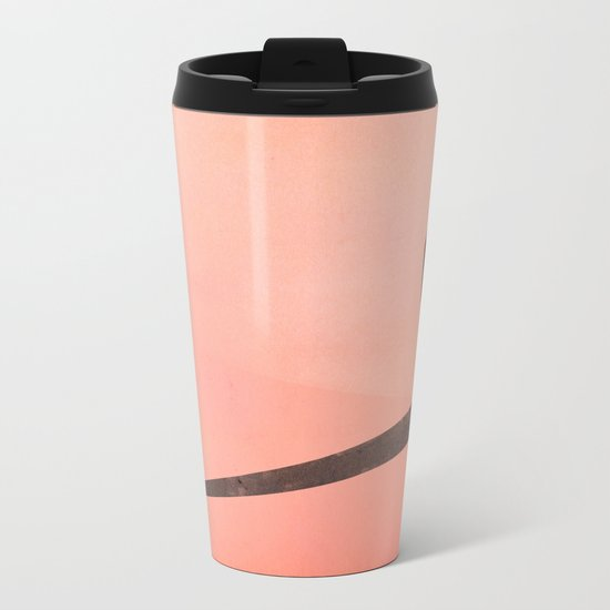 hypochondria Metal Travel Mug