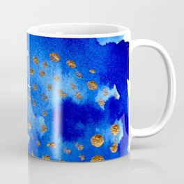gold snow I Coffee Mug