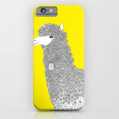Yellow-Alpaca iPhone 6s Slim Case