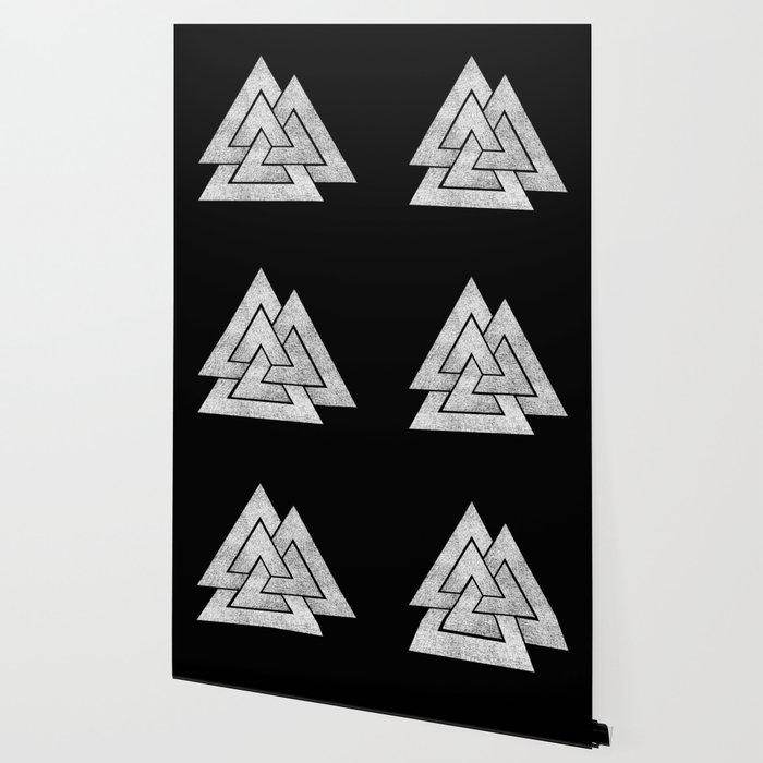 Valknut Wallpaper By Mailboxdisco